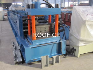 Galvanized Steel Strip Roll Forming Machinery