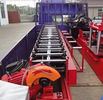 चीन Rectangular Rainspout Roll Forming Equipment for Rainwater Downpipe distributor