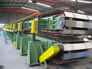 चीन Automatic Sandwich Panel Roll Forming Machine Pu Sandwich Panel Machine distributor