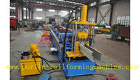 सबसे अच्छा Professional Rainwater Seamless Gutter Machine High Speed Gutter Roll Forming Machine for sale
