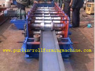 सबसे अच्छा Galvanized Automatic Seamless Gutter Machine , Rain Gutter Roll Forming Machinery for sale