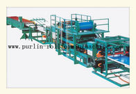 चीन Economic Continuous Automatic Sandwich Making Machine PLC 1.2 inch Chain distributor